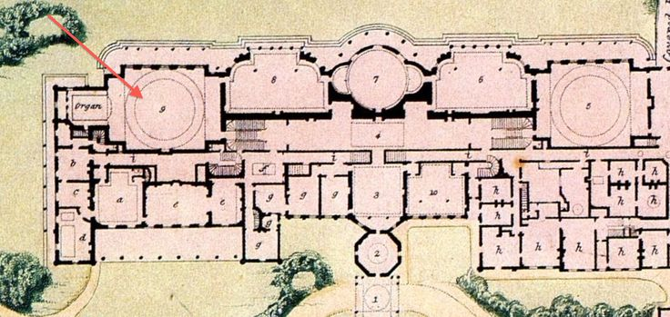 she could have filled scores of rooms with visitors but On sarah winchester house floor plan