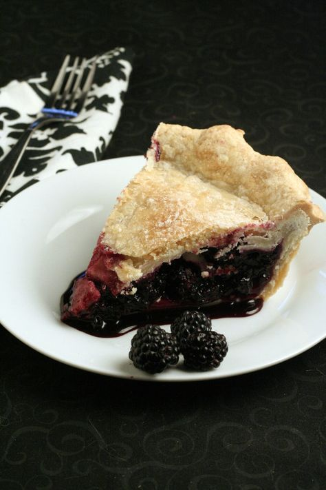 blackberry raspberry pie with recipe