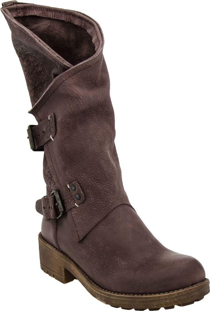 Coolway Alida Boot (Dark Brown)