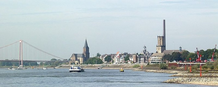 Emmerich am Rhein ~ #Deutschland