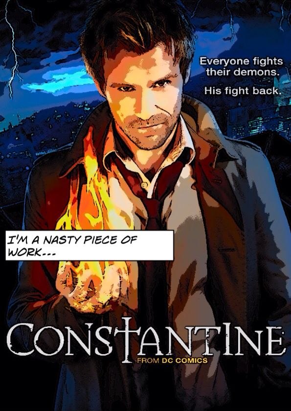 Matt Ryan Constantine NBC