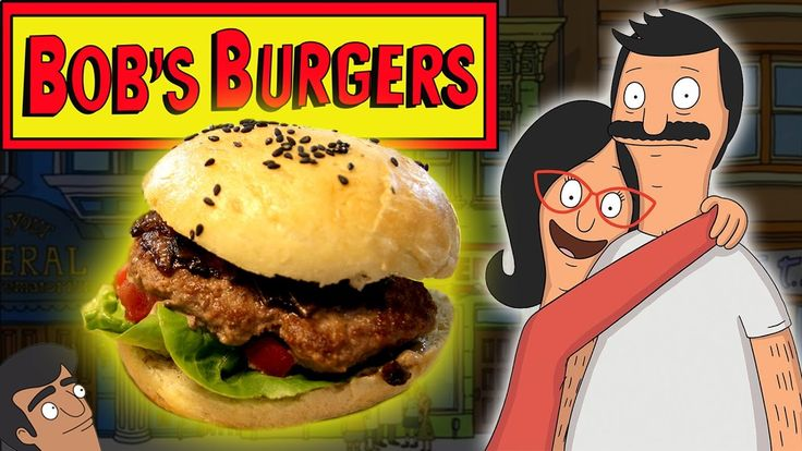 How to Make BOB'S BURGERS - BET IT ALL ON BLACK! Feast of Fiction S6 Ep2