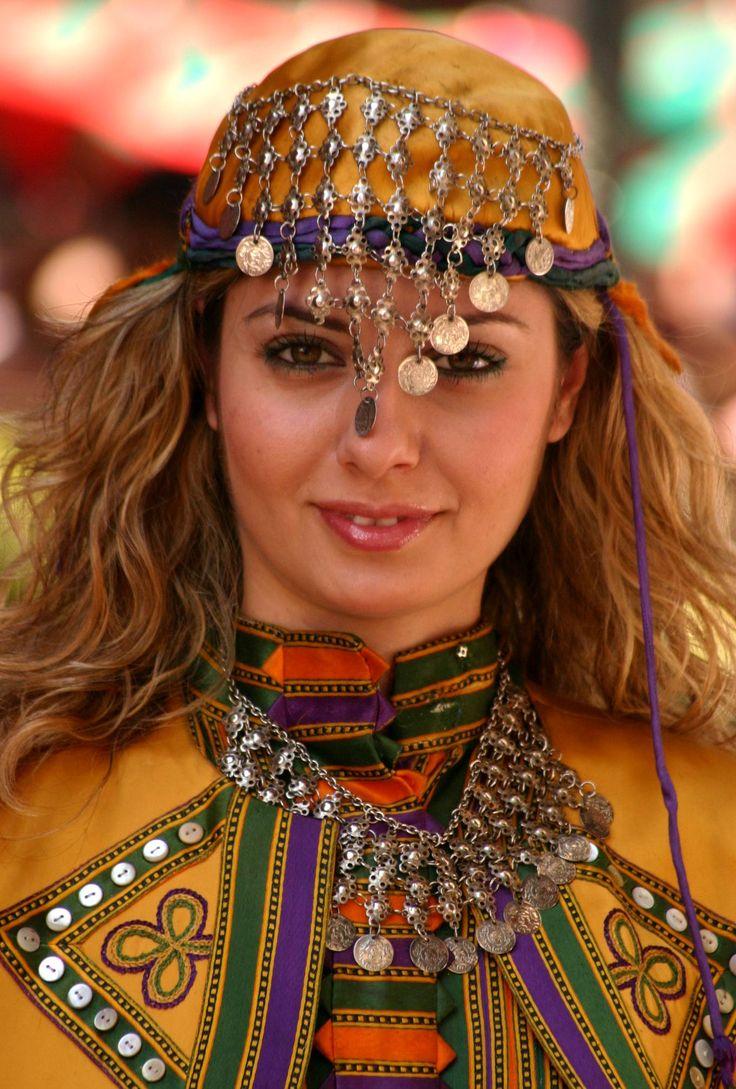 Traditional dress in turkey