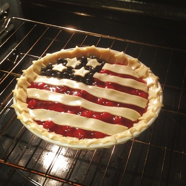 Forth of July Pie