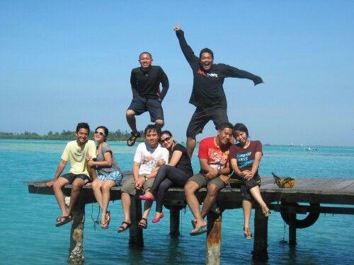 Snappers at Pulau Tikus..☺️