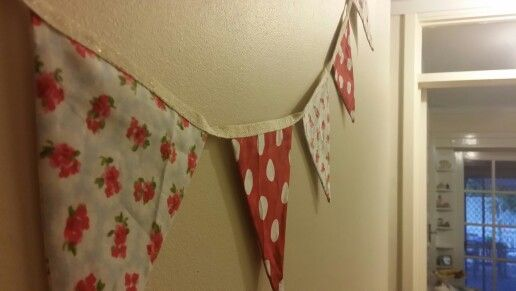 My first Bunting. Pretty pleased with it