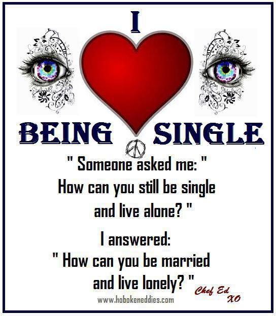 quotes being single on valentines day