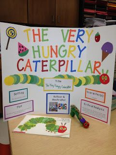 Literacy Fair (similar to a Science Fair) - what a fun idea, and a great spin on the Young Author's Conference.