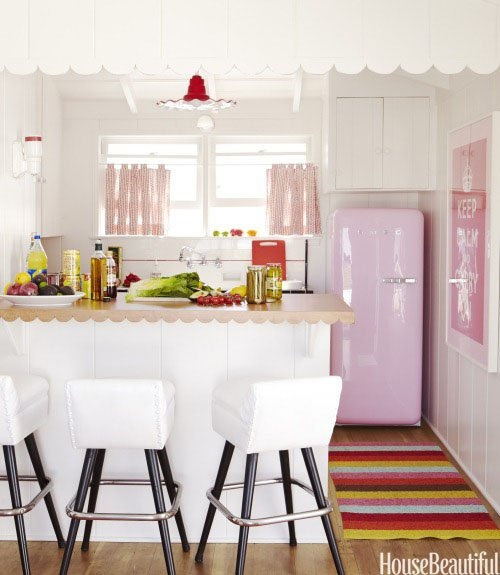 Cute small kitchen home pinterest - Cute kitchen decorating themes ...