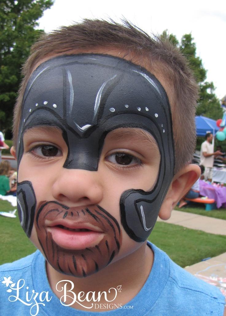 """Loki"" Mask, inspired by ""The Avengers"""