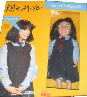 """Kylie Mole from The Comedy Company- """"She goes, She goes, She goes, She just goes, yeah. So Excellent!"""""""