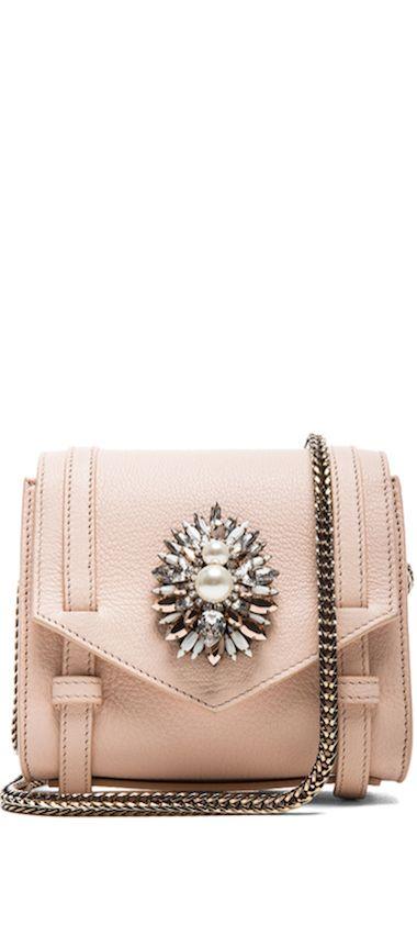 SHOUROUK Small Daktari Handbag in Nude LOOKandLOVEwithLOLO: Fabulous designer Shoes and bags!