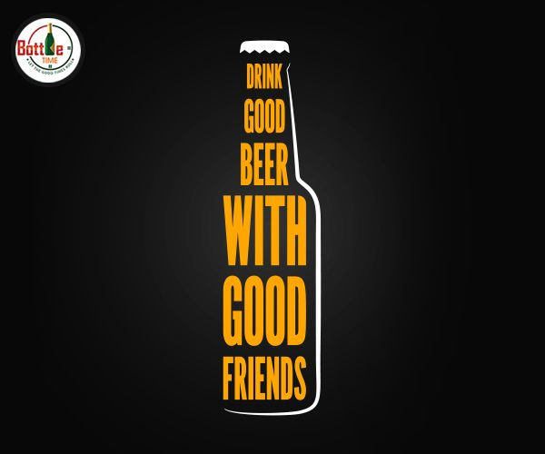 #Beer gets better with friends! Call your friends & Order your bottle @ 403-918-3030  www.bottletime.ca