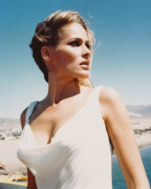 Ursula Andress, the ultimate Bond girl
