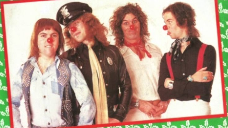 Slade - Merry Christmas Everybody (HD)