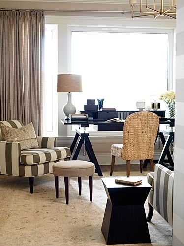 Sarah Richardson Living Room Part II. Love This Calming Scheme For An  Office. Part 87