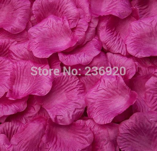 1000 шт. romatic лепестки роз свадебные декоративные искусственные цветы рождественских ну вечеринку фестиваля украшения HB-005