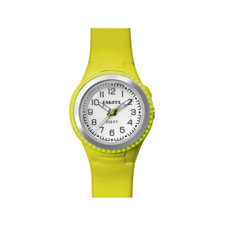 Women's Dakota Sport Watch - Yellow