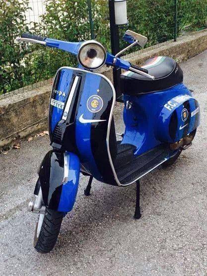 Vespa Inter http://www.bauscia.it/shop/