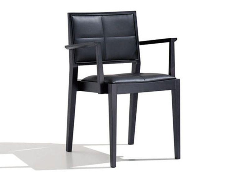 MANILA 椅子 by Andreu World 设计师Lievore Altherr Molina