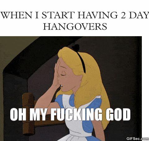 Hangovers GIF