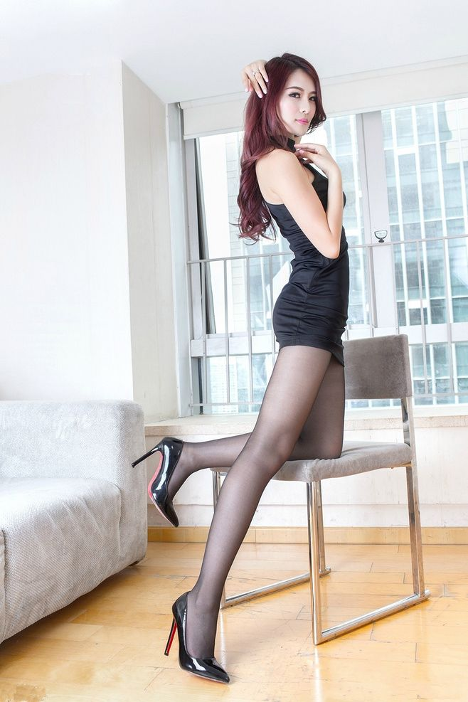 Dress From Pantyhose Peepers Hey 116