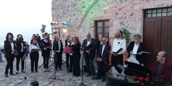 Κάστρο Μονεμβασίας: Μουσικό αφιέρωμα στον Γιάννη Ρίτσο