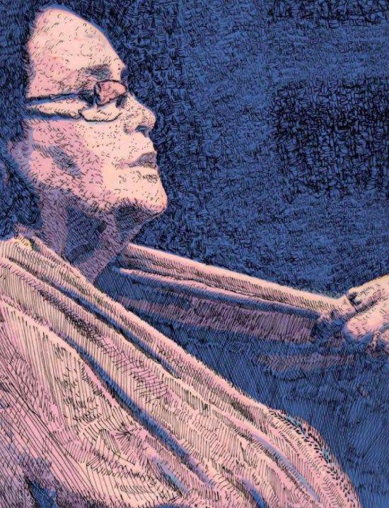 """Lilia Vera,  40 años """"Regando flores por todo el camino real"""" ...NO HA CAMBIADO SUS CONVICCIONES Y SU VOZ SIGUE SIENDO UN PORTENTO, TRAS 40 AÑOS DE RECORRIDO MUSICAL. HOY ES UN FARO PARA EL FORMIDABLE HAZ DE MOVIMIENTOS DE LA CANTA POPULAR VENEZOLANA DEL SIGLO XXI.   POR CLODOVALDO HERNÁNDEZ/ILUSTRACIÓN ALFREDO RAJOY"""