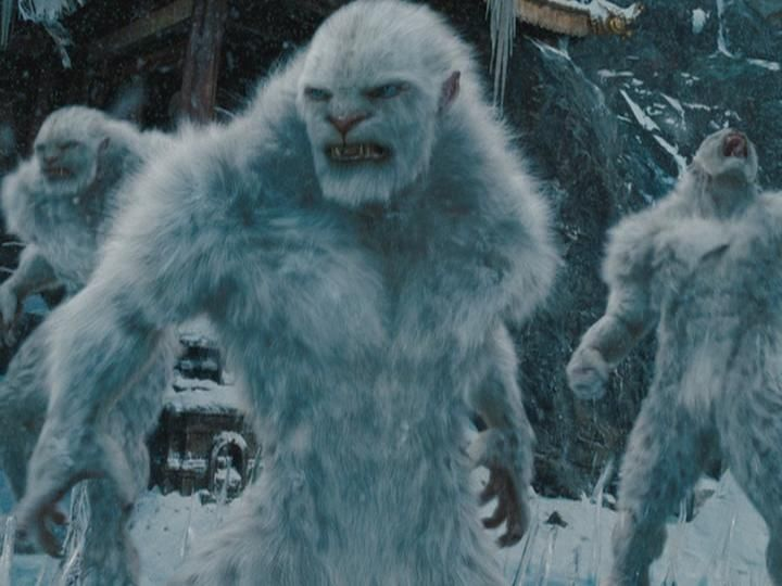 Image result for the mummy tomb of the dragon emperor yeti