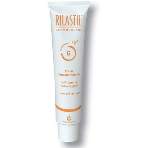 $50.00 Rilastil - Suncare Self-Tanning Natural Glow Cream SPF 6