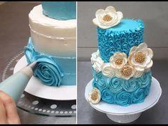 Se você está procurando tutoriais para criar um bolo de casamento especial, não pode perder a série de publicações Tutorial Bolo de casamento que começa hoje. Toda semana apresentaremos um tutorial…