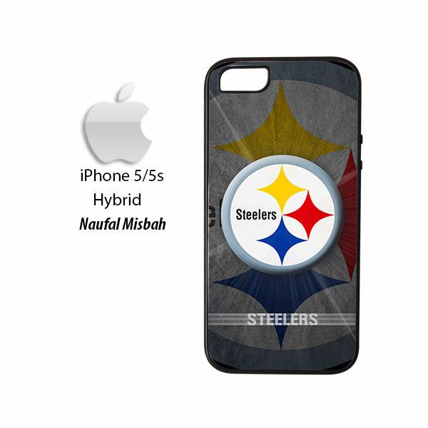 Pittsburgh Steelers #3 iPhone 5/5s HYBRID Case Cover