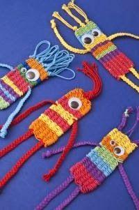 Játékos tanulás és kreativitás: Szövési technikák, eszközök