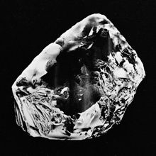 The Cullinan rough diamond weighing 3,106ct is the largest gem quality diamond ever found. It was discovered at the Premier Mine, South Africa, on 26th January 1905. The rough diamond was nearly flawless and named the Cullinan in honour of Sir Thomas Cullinan, the founder of the Premier Mine, who was visiting that very day.