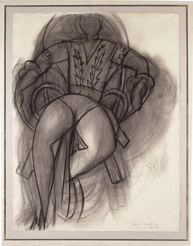Henri Matisse - Danseuse assise, 1939