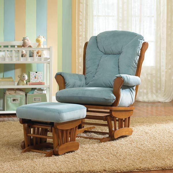 glider chair nursery gliders best chairs wood ideas rocking chairs ...
