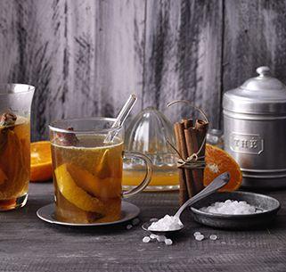 Ein toller, aromatischer Teegenuss für die kühle Jahreszeit. Zimt und Clementine verbreiten einen gemütlichen Weihnachtsduft.