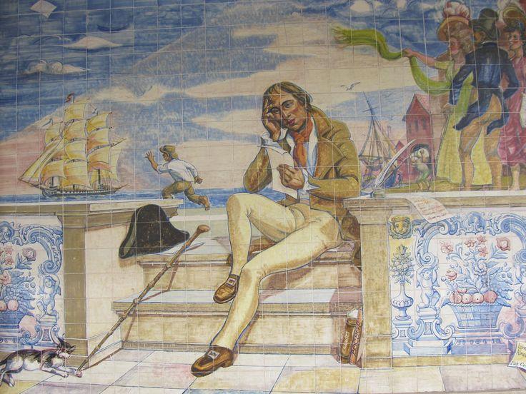 Poeta Bocage - setubal