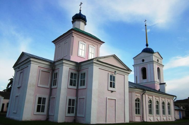 Болхов - мой город!: Введенская церковь