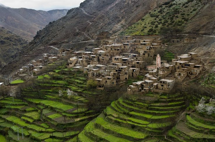 Berber village | Flickr - Photo Sharing!