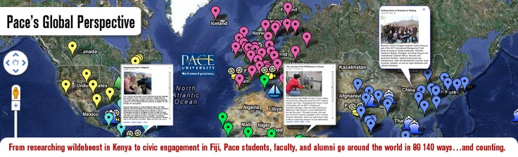 Pace University in the City of New York and Westchester County | Pace University