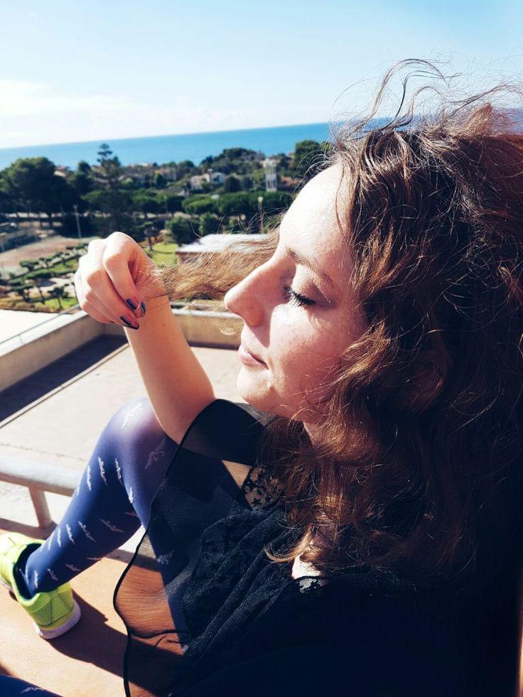 LOOK | Summer in my mind - SayCurls.