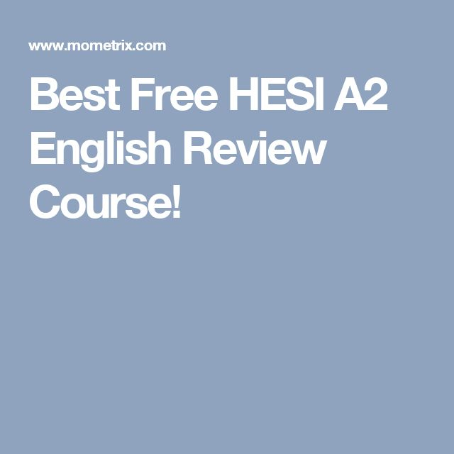 27 best nursing school images on pinterest nursing schools best free hesi a2 english review course fandeluxe
