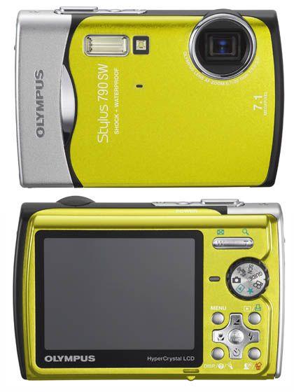 my underwater camera