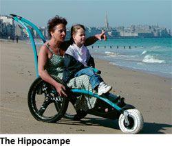 Beach Wheelchairs!