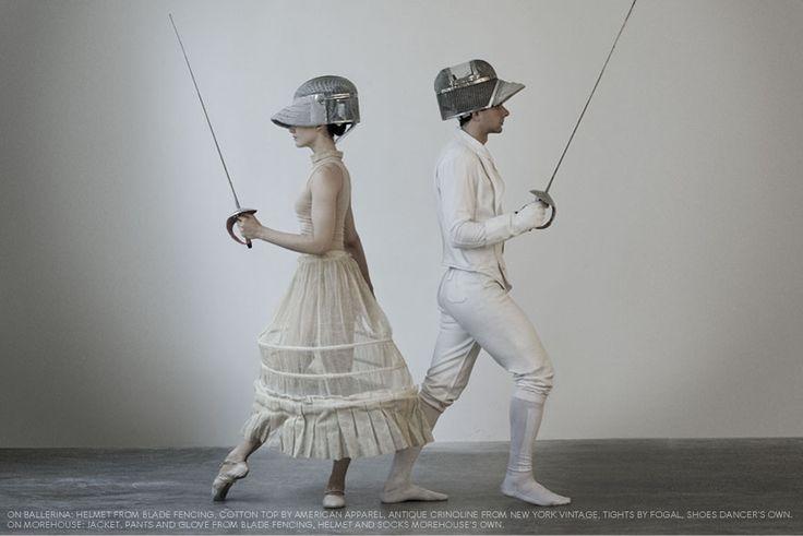 Esgrima-danza