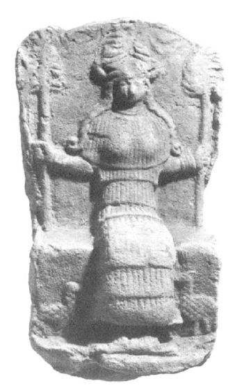 The Early Image of the Divine In Mesopotamia