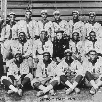 African American History | February 13th in African American History - The Negro National League