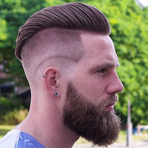 21 Best Fade Haircuts from Instagram http://www.menshairstyletrends.com/21-best-fade-haircuts/