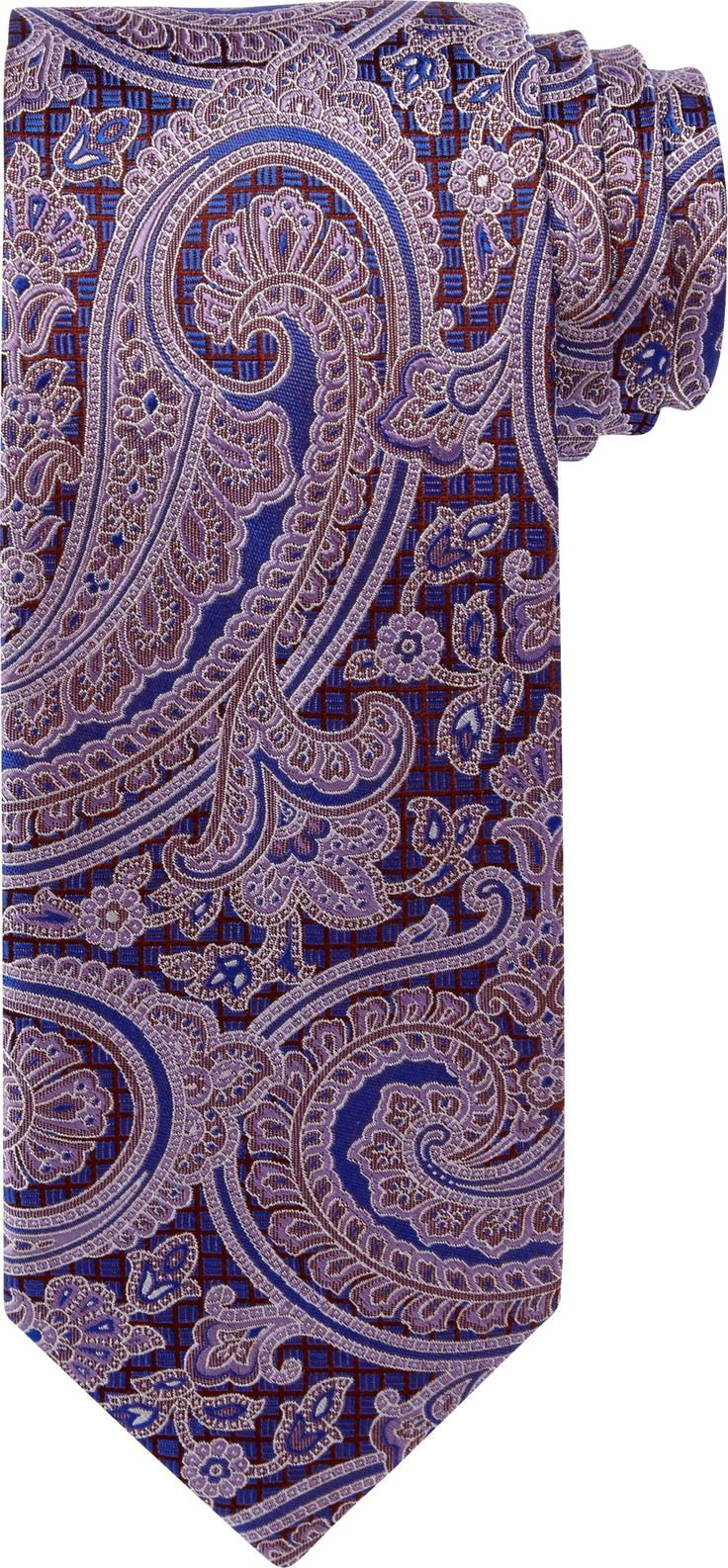 Signature Collection Paisley Tie